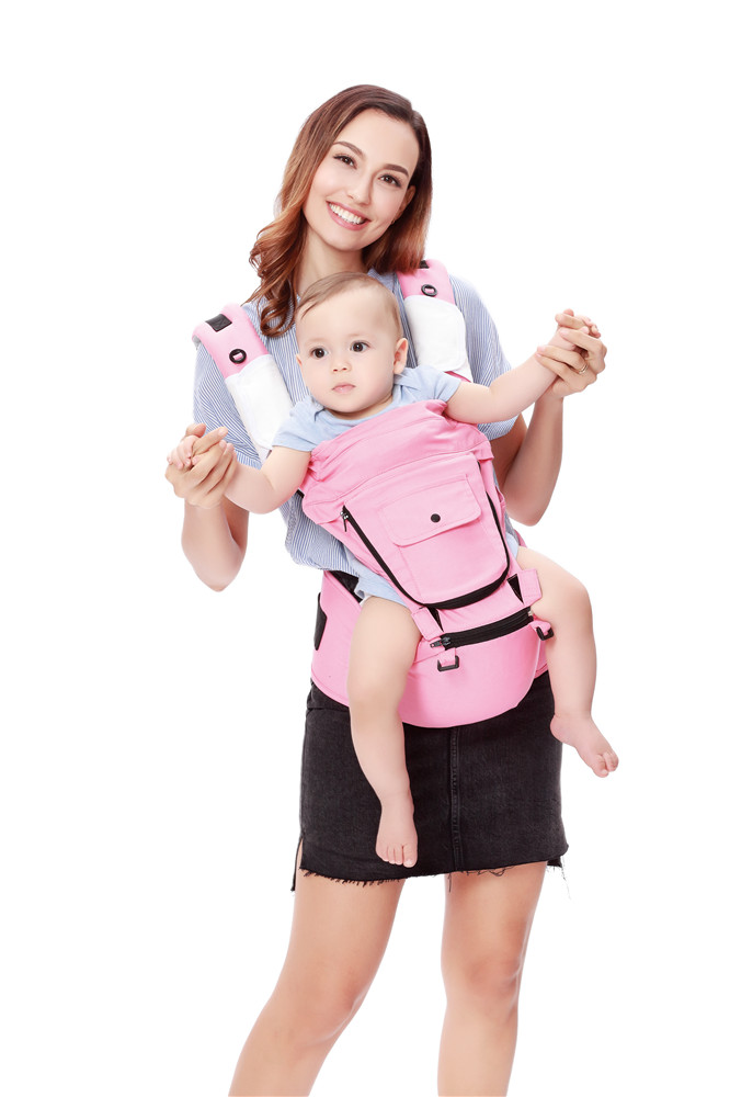 Cool Mesh Baby Hipseat Carrier