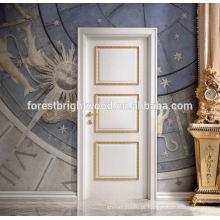 A melhor porta exterior branca decorativa de venda da porta do artesão