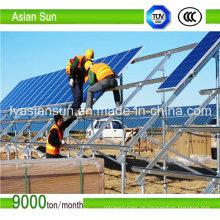 Solar Teile für die Montage-System