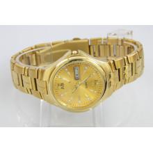Großhandelsgünstige Preis-heiße Verkaufs-Art- und Weisefrauen-Uhr
