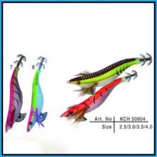 2.5 / 3 / 3.5 / 4 # Squid Jig appât de pêche