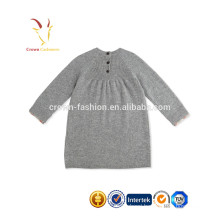 Woolen Latest Hand Knitted Sweater Designs for Children/Girls