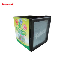 Mini Display Kühlschrank Glastür Bierkühler Kühlschrank