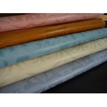 Tela africana de brocado de Guinea bazin super riche 100% algodón