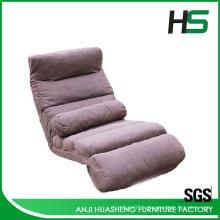 Canapé design moderne avec lit double dans le salon et la chambre à coucher