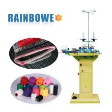 Calcetines rectos QY-282 máquina de coser cabeza para unir los dedos del pie