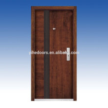 presse de porte de bois de houston à la porte intérieure en bois
