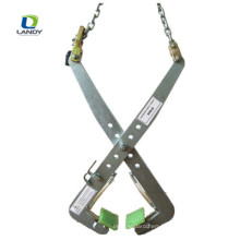 HIGH QUALITY STEEL CRANE LIFTING TONG
