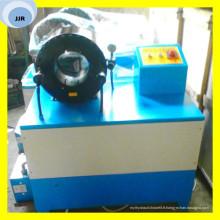 Machine de rabattement adaptée aux besoins du client de sertissage de tuyau de grande taille de tuyau