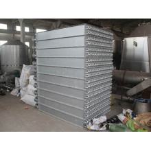 Intercambiador de calor de aluminio para el secado