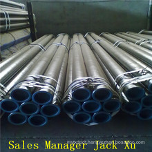 seamless carbon steel pipe sch80 A106 Gr.B EN10240 3.1B Carbon steel pipe