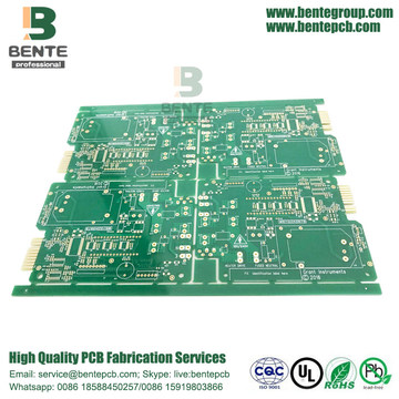 Good User Reputation for for High Tg Circuit Board High-TG PCB Dumb Green Ink supply to United States Factories