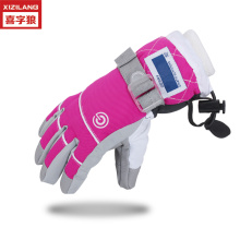 Professional High Quality for Winter Gloves New Children Ski Anti-Skid Gloves supply to Japan Supplier