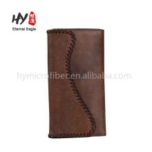 Portefeuille promotionnel bon marché de mode de bonne qualité