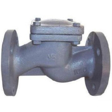 Swing Check Valve with lever and weight