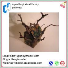 Prototype 3d personnalisé prototype prototype professionnel en bois de haute qualité 3D