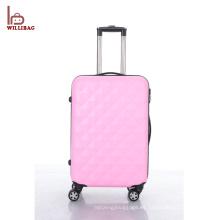 Maletas de viaje personalizadas maletas de equipaje bolsas ABS equipaje