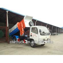 Dongfeng FRK гидравлический погрузчик-мусоровоз-4000L