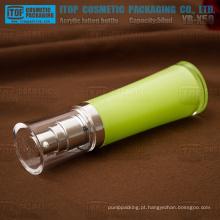 YB-X50 50ml então rentável elegante e de alta qualidade redonda cintura bonitas garrafas de acrílico