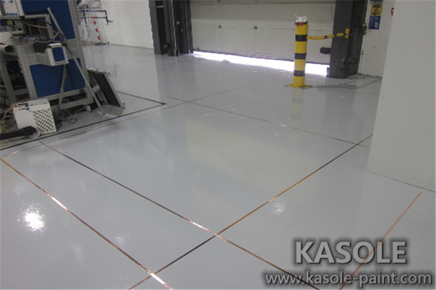 resinous flooring system