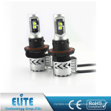 Auto parts Lighting G8 H13 Hi Lo Super Bright Pure White Beam 6000lm 6500K XHP50 Conversion Kits with CE ROHS