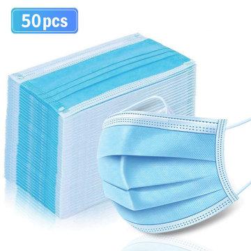 Medical Masks Disposable Antiviral For Flu