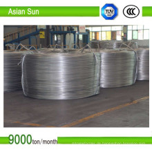 Professioneller Hersteller 9,5 mm Aluminium verbinden Walzdraht