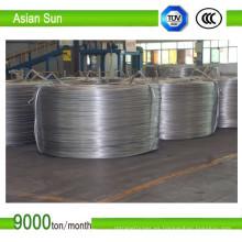 Fabricante profesional 9,5 mm aluminio alambre biela