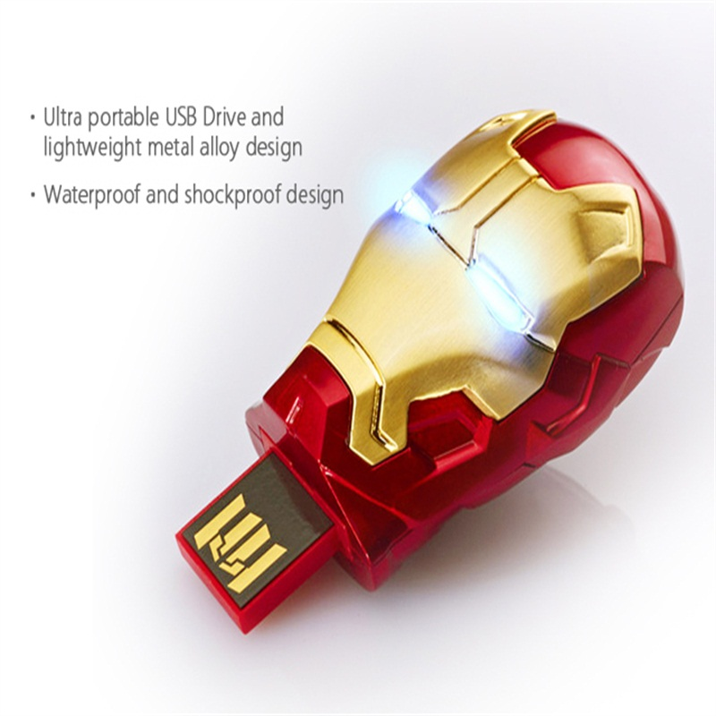 Ironman Mask USB
