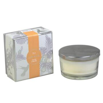 Eco Soy Wax Candles in Recyclable white Glass Jar
