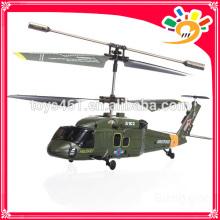 Syma S102G RC Remote Control Micro Helicopter Black Hawk W/Gyro