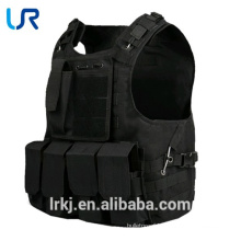 Wholesale military tactical vest custom bullet proof vest for army men