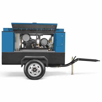 Atlas Copco Liutech 385cfm 7bar Портативный дизельный воздушный компрессор