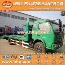 DONGFENG 6-7tons transport de camion de transport 120hp 4X2 direct, assurance de qualité meilleur prix pour l'exportation en Afrique.
