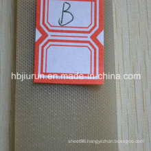Industry Silicone Rubber Sheet with Cloth Impressed