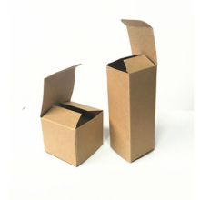 Aangepaste Brown Kraft Paper Soap Box