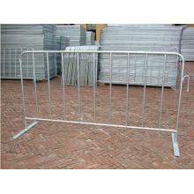 Heiße DIP-Stahl Mobile Barrieren