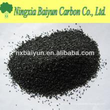 Alumine fusionnée noire pour papier sablé
