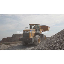 5Ton Cat Wheel Loader Backhol Loader
