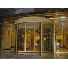 CN Luxury 2 Wings Automatic Revolving Door with Top Quality