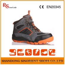 Chaussures de sécurité actives anti-acides et résistantes aux produits chimiques S3