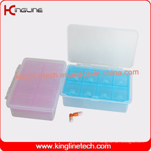 Nice Plastic 8-Cases Pill Box (KL-9118)