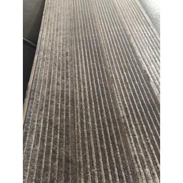 Plaque d'usure abrasive anti-impact moyen en carbure de chrome