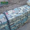 Factory Price Galvanized Anti Corrosion Welded Gabion Box