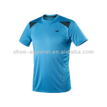 2014 new arrival custom dri fit running shirts for men