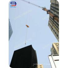 Tour de refroidissement ouverte en acier de 363 tonnes pour les systèmes de climatiseur central de VRF
