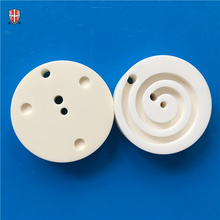 customized high precision alumina ceramic plate disc