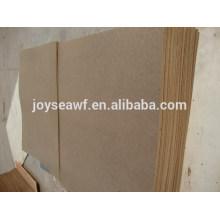 smooth hardboard 1220x2440x3mm