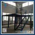 professional warehouse steel platform mezzanine racking