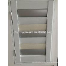 persiana de aleación de aluminio / ventana de postigo de aluminio / persiana de aluminio